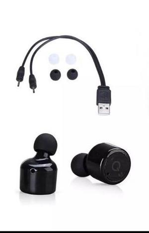 Audifonos Bluetooth Gemelos
