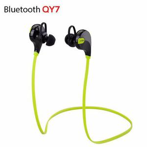 Audifonos Sport Gym Bluetooth Qy7 Recargables