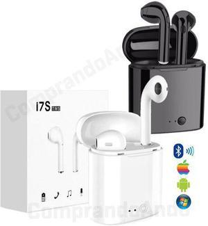 Audifonos Tipo Airpods Bluetooth Musica Y Llamadas