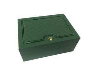 Cajas Para Relojes Rolex Con Shoppingbag Envío Gratis Dhl