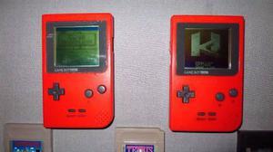 Consola Game Boy Pocket *con 1 Juego Tienes Q Volver A Jugar