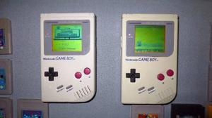 Consola Game Boy Tabique Con 1 Juego Tienes Q Volver A Jugar