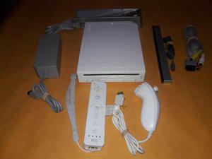 Consola Nintendo Wii Completa Retrocompatible Incluye 1 Jueg