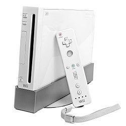 Consola Wii Blanca Seminueva Con Dos Controles.