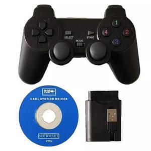 Control Inalambrico Playstation Dualshock 3 Ps3, Ps2 Y Pc