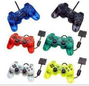 Control Ps2 Playstation 2 Nuevos En Caja. Colores A Elegir