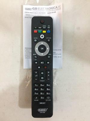 Control Remoto Para Tv Lcd Led Tipo Philips 125-509