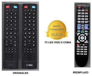 Control Remoto Tv Lcd Led Cobia O Vios