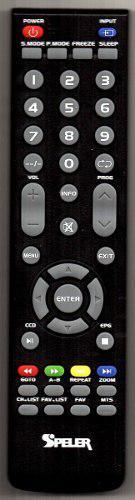 Control Remoto Tv Lcd Led Speler O Konka