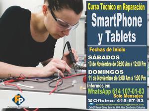 Curso de Reparación de Smartphone