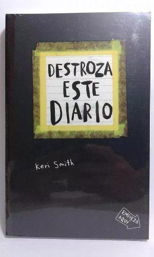 Destroza Este Diario - (excelente Calidad)
