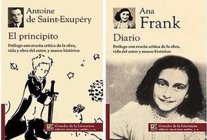 El Principito + El Diario De Ana Frank Paquete 2 Libros