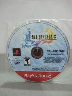 Final Fantasy X Ps2