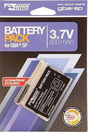 Game Boy Advance Sp Batería De Repuesto Para Gba Sp
