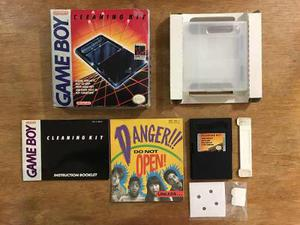 Game Boy Cleaning Kit Completo Para Gameboy Nintendo