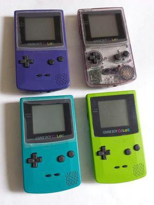 Game Boy Color, Original,mica Nueva, Precio X C/u.