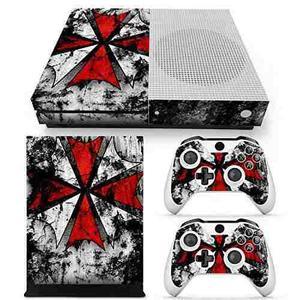 Goldendeal Xbox One S Consola Y Controlador Inalámbric W44