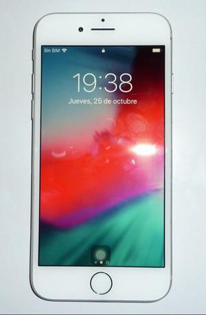 Iphone7 32gb nunca usado, sin ningun rayon, plata