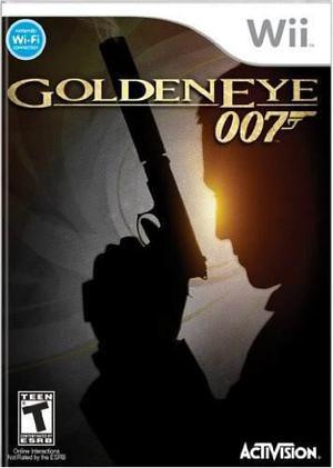 James Bond 007 Goldeneye - Nintendo Wii