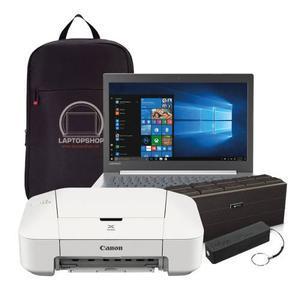 Laptop Lenovo Ideapad 320 Amd A6 Hdd 1tb Ram 4gb W10 + Kit