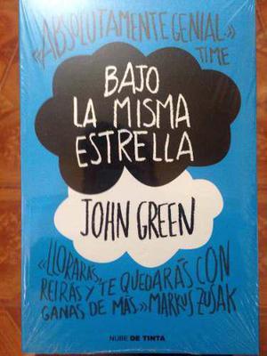 Libro Bajo La Misma Estrella+enviogratis