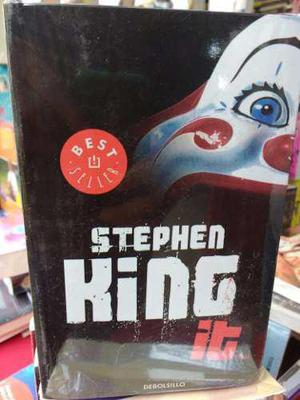 Libro It Eso Portada Regalo Stephen King + Envío Gratis