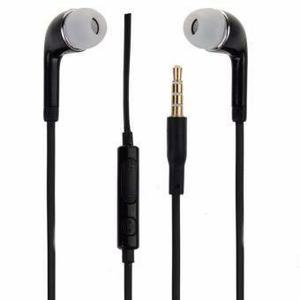 Mayoreo Audifonos 3.5mm J5 Blanco Y Negro
