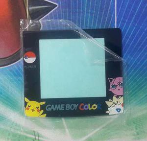 Mica Vidrio Glass Para Pantalla Game Boy Color Pokemon Gbc