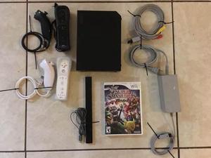 Nintendo Wii Con 2 Controles Y Juegos