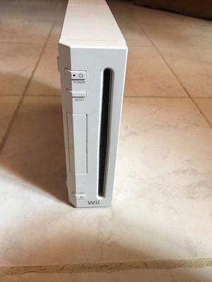 Nintendo Wii Con Juegos Y Accesorios (precio A Tratar)