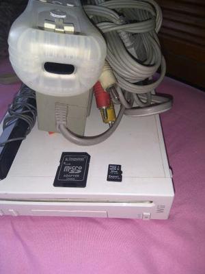 Nintendo Wii Con Memoria De 16 Gb