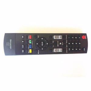 Nuevo Control Remoto Gj221 Para Sharp Lcd Led Tv Lc43le-4180