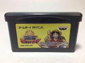 One Piece Mezase! King Of Berry Nintendo Gameboy Advance Gba