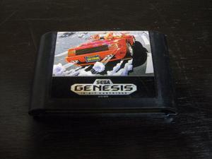Out Run Outrun Sega Genesis Original El Más Barato