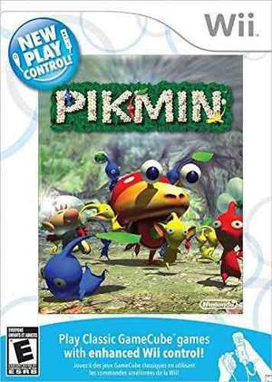Pikmin, Nuevo Juego De Control - Nintendo Wii