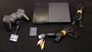 Play Station 2 + Juego + 1 Controles + Memoria