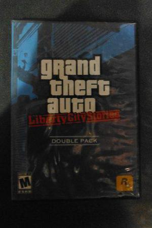Ps2 Playstation 2 Grand Theft Auto Liberty City Stories