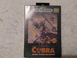 Sega Genesis Twin Cobra *nuevo*(no Contra,sonic,golden,ps)