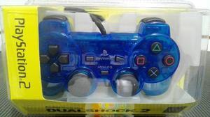 Set De 10 Controles Para Ps2 Dualshock Colores A Elegir