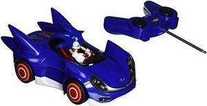 Sonic Y Sega All Stars Racing Coche Con Mando A Distancia -