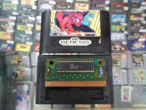 Spider-man Sega Genesis