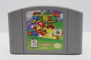 Super Mario 64 N64 Consolas De Luigi