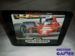 Super Monaco Gp Para Tu Sega Genesis En Culture Gamer