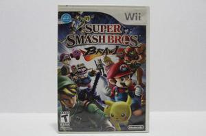 Super Smash Bros Brawl Wii Consolas De Luigi