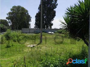 Terreno en venta en San Pedro Cholula