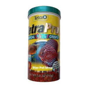 Tetra Pro Color Crisp 210 Gr Aleman En Oferta