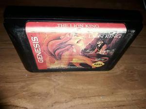 The Lion King Para Tu Sega Genesis **