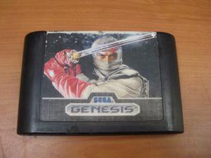 The Revenge Of Shinobi Sega Genesis El Más Barato De Ml