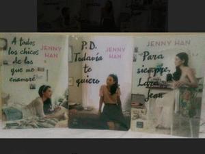 Trilogía A Todos Los Chicos De Los Que Me Enamoré Jenny