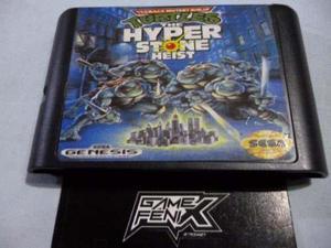 Turtles: Hyperstone Heist Genesis (r3pr0) Game Fenix. 398